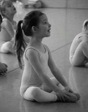 Балетный класс для детей