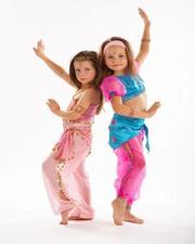 ДЦ Радуга приглашает детей на занятия Восточными танцами!
